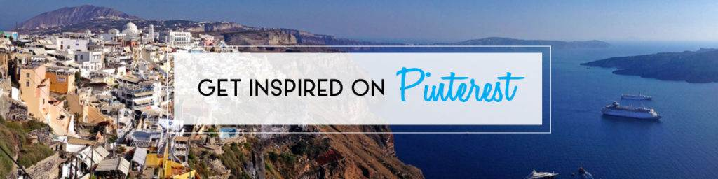 Get Inspired on Pinterest | The Invisible Tourist