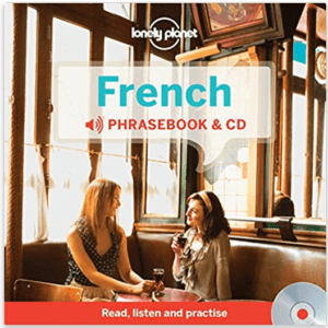 Lonely Planet Phrasebook and Audio CD