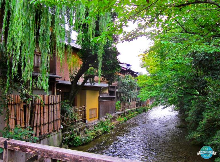 "Dubbed ""the most beautiful street in Asia"", Kyoto"