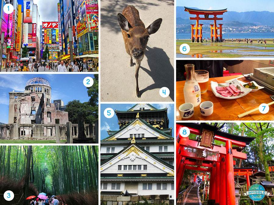 2 Weeks in Japan: A Complete Itinerary for First-Timers   The Invisible Tourist
