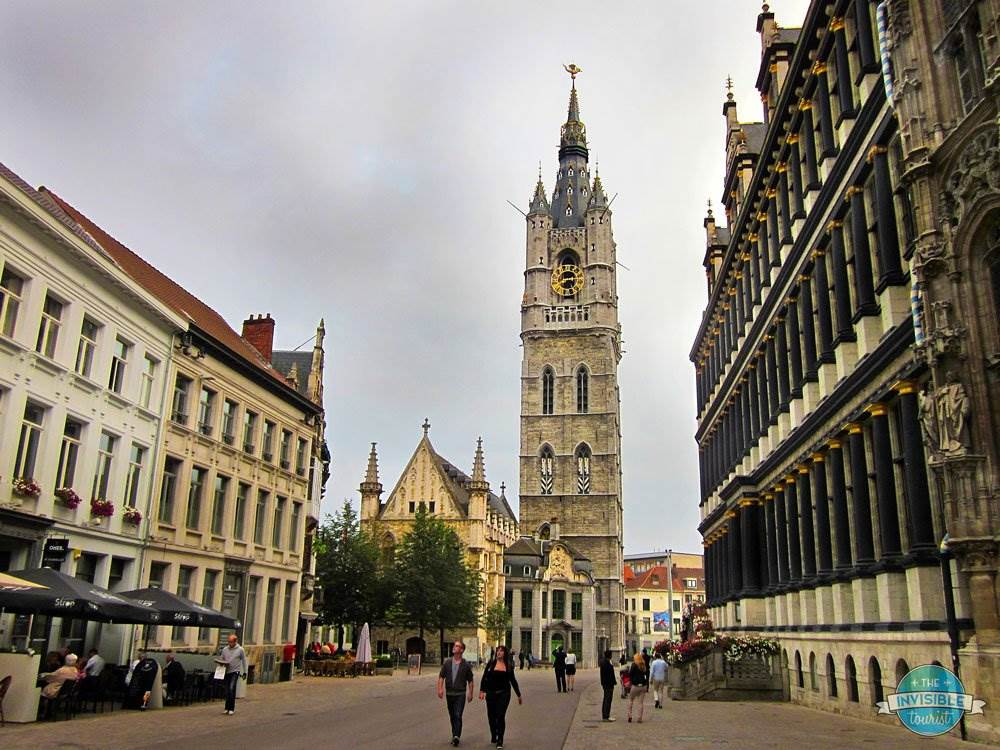 Things to do in Ghent: Belfry