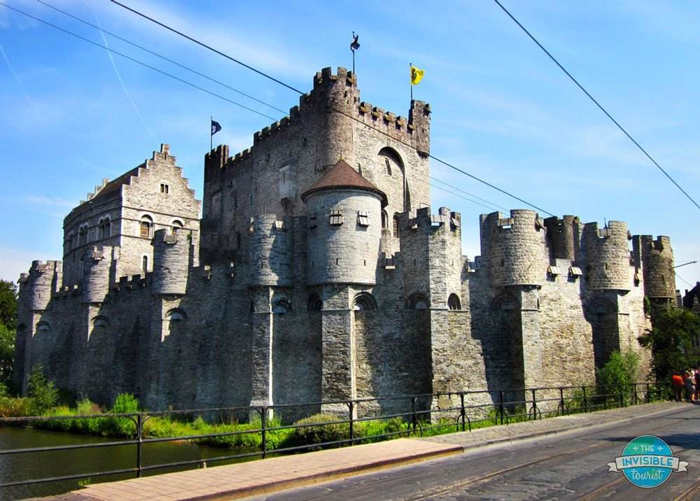 Things to do in Ghent: Gravensteen