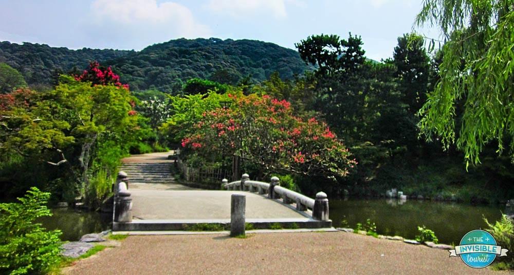 Take a leisurely stroll around beautiful Maruyama Park