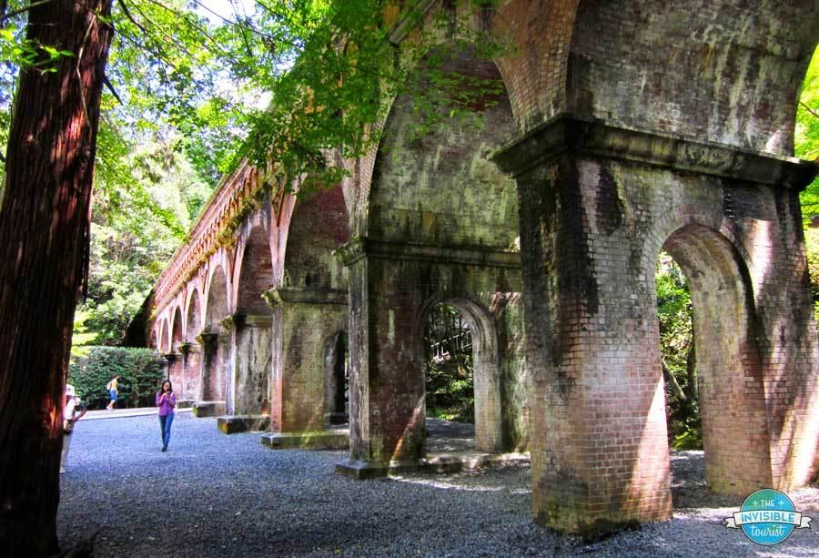Nanzen-ji working aqueduct, Kyoto