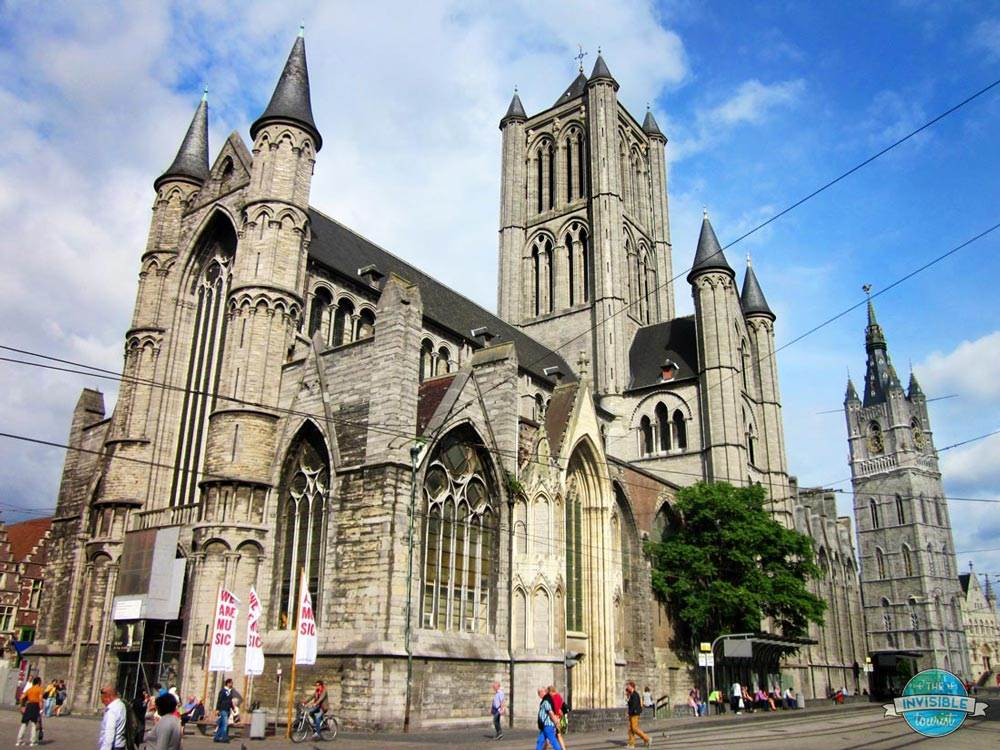 Things to do in Ghent: St Niklaaskirk