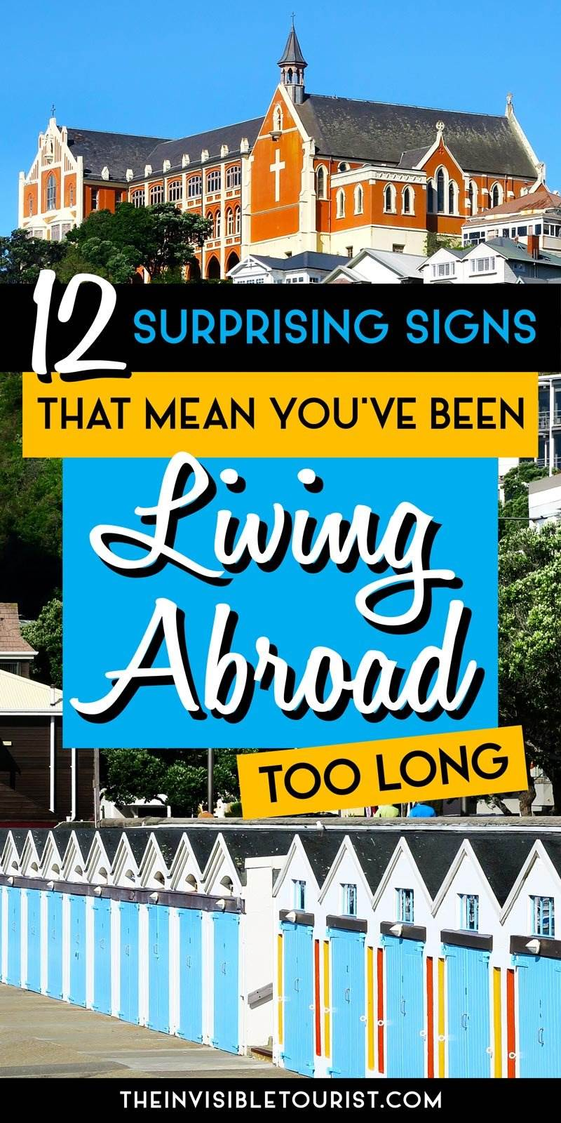 12 Surprising Signs That Mean You've Been Living Abroad Too Long