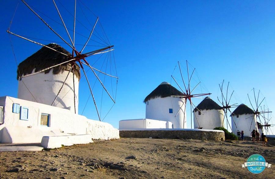 Famous windmills
