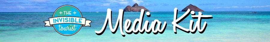 Media Kit | The Invisible Tourist