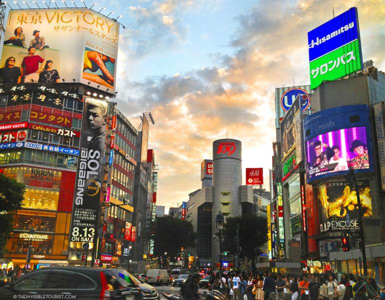 6 Days in Tokyo: A Complete Itinerary for First-Timers | The Invisible Tourist
