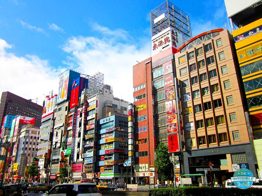 Prepare to be amazed by the enormity of Shinjuku