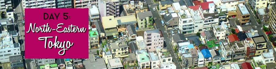 North-Eastern Tokyo