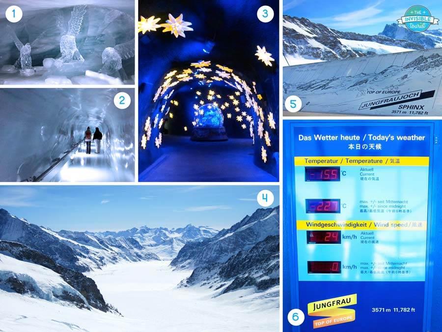 Jungfraujoch Highlights