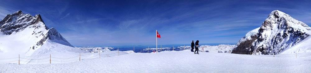 Jungfraujoch, the Top of Europe