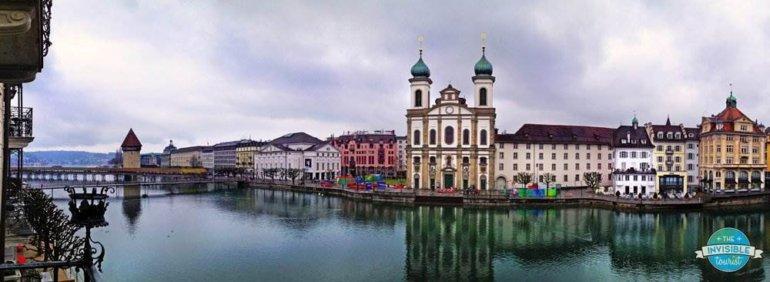 Hotel des Balances - Lucerne, Suisse