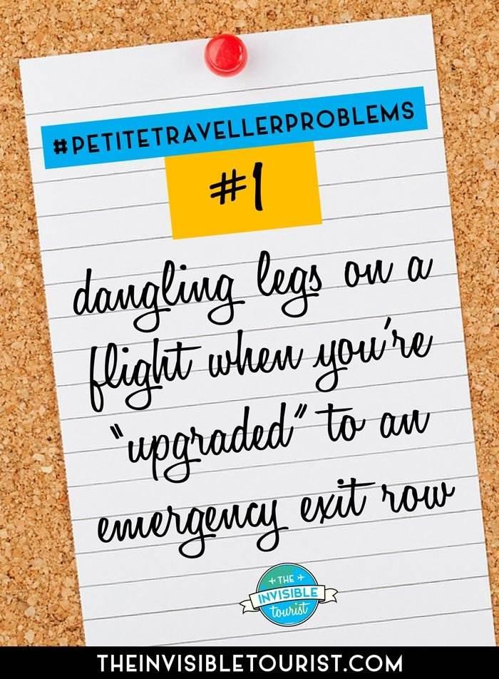Petite Traveller Problem #1