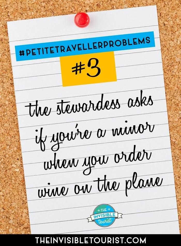 Petite Traveller Problem #3