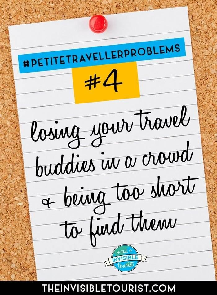 Petite Traveller Problem #4