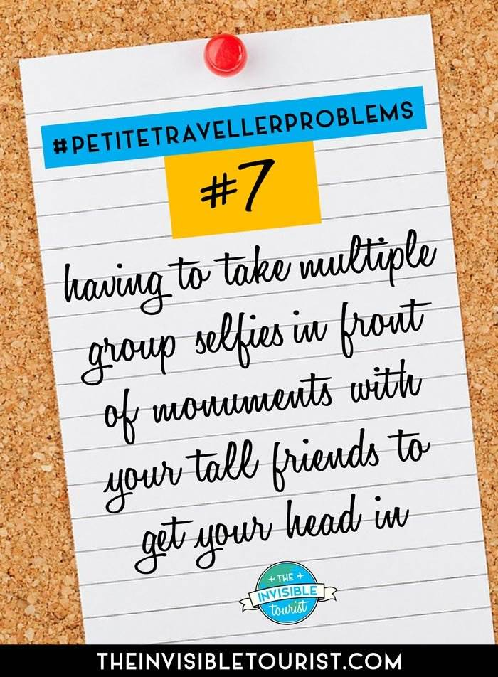 Petite Traveler Problem #7