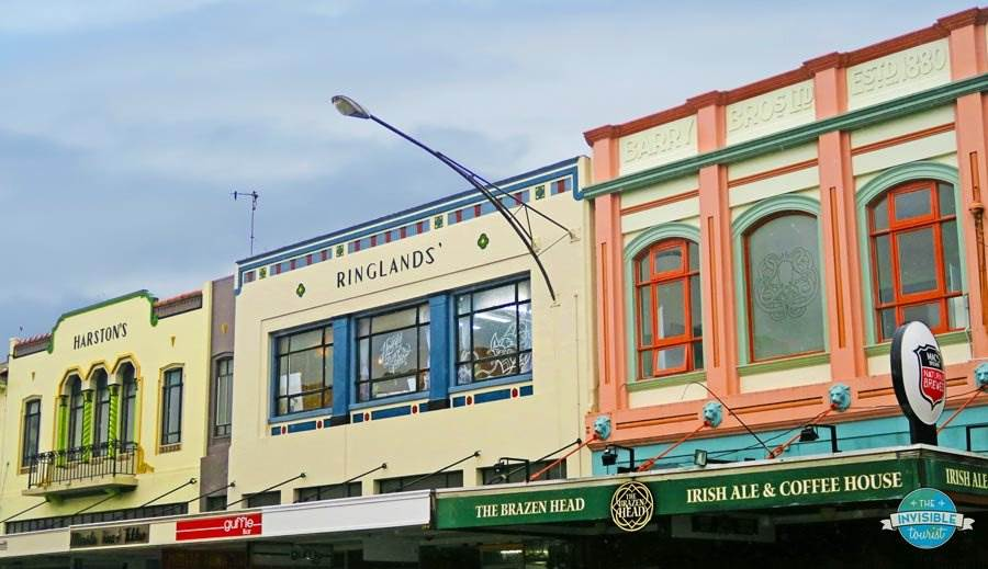 Art Deco buildings of Napier, Hawkes Bay region