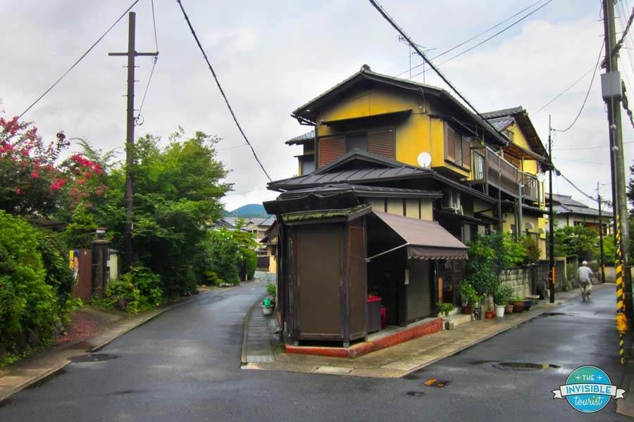 Backstreets of Arashiyama