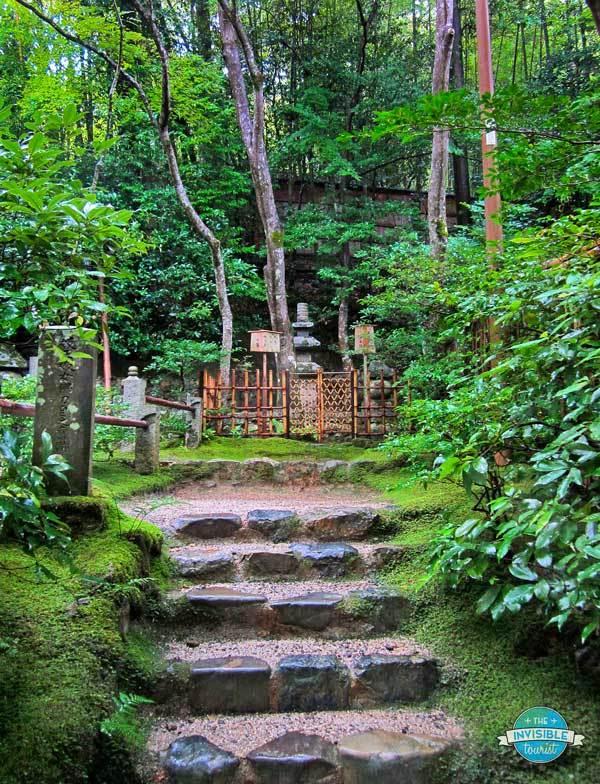 Gio-ji Temple & Moss Gardens