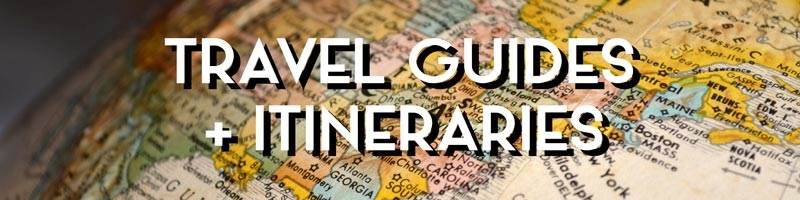 Travel Guides & Itineraries