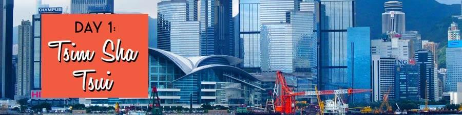 Jour 1: Tsim Sha Tsui
