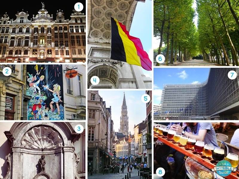 Brussels Highlights (you'll need more than one day!)
