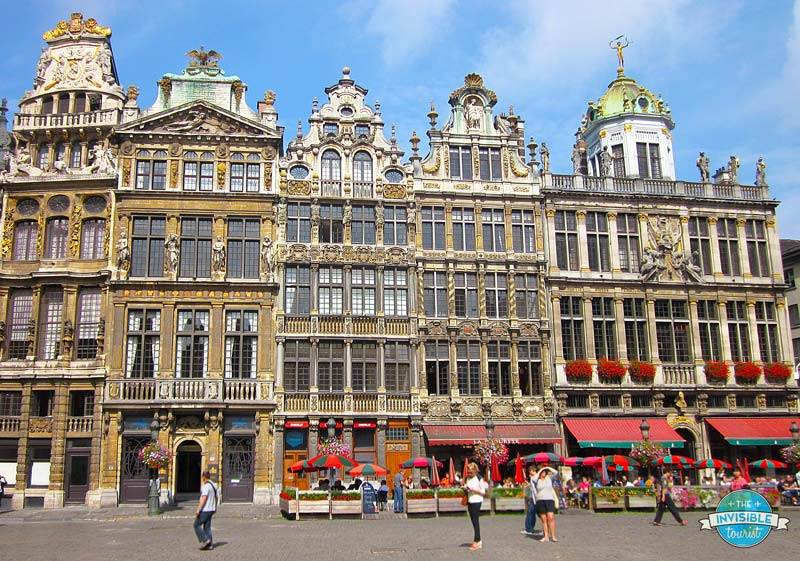 15 Impressive Brussels Attractions (Besides the Grand Place) | The Invisible Tourist