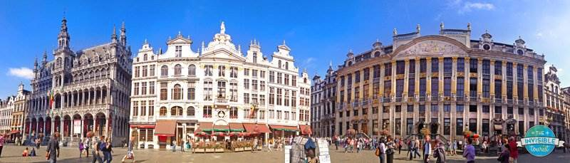 Grand Place by day