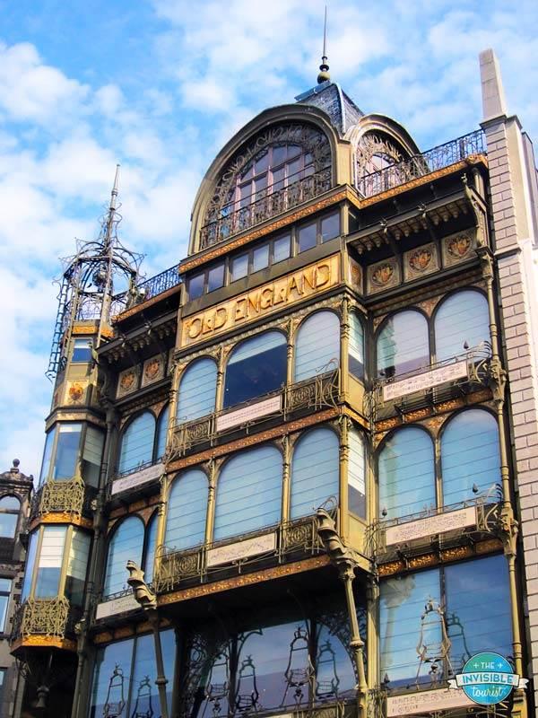 Old England Building, Brussels