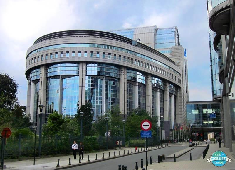Parlamentarium, Brussels