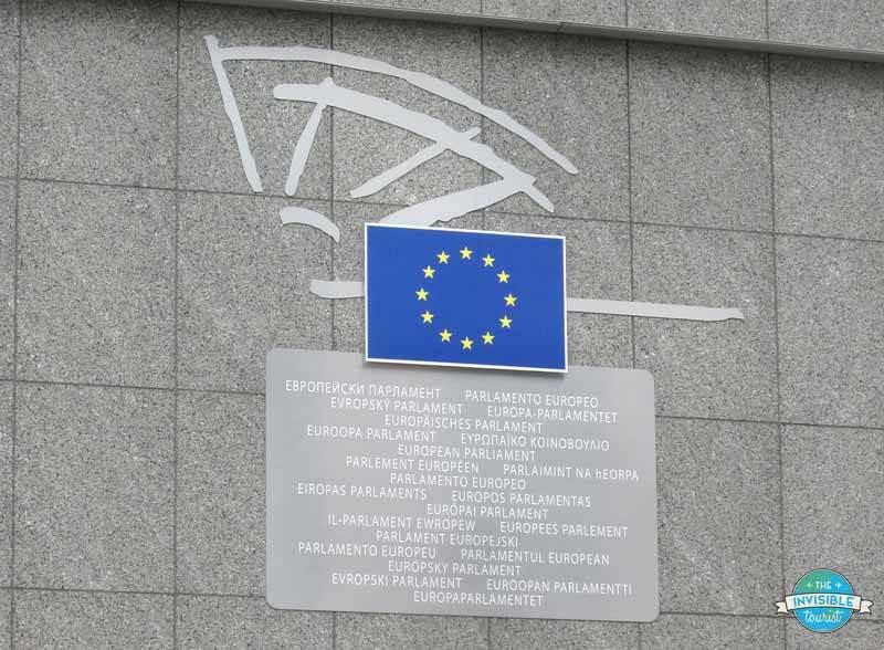 Parlementarium, Brussels