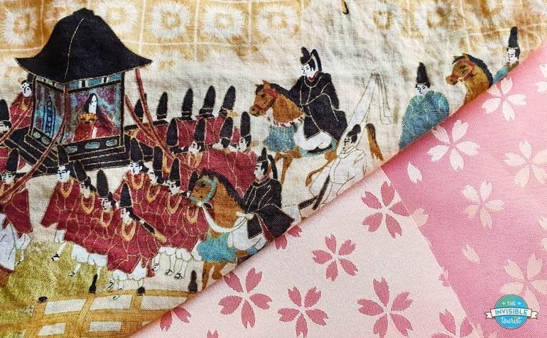 Furoshiki Cloths from Japan