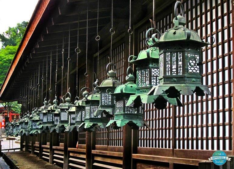 Lanternes Kasuga Taisha