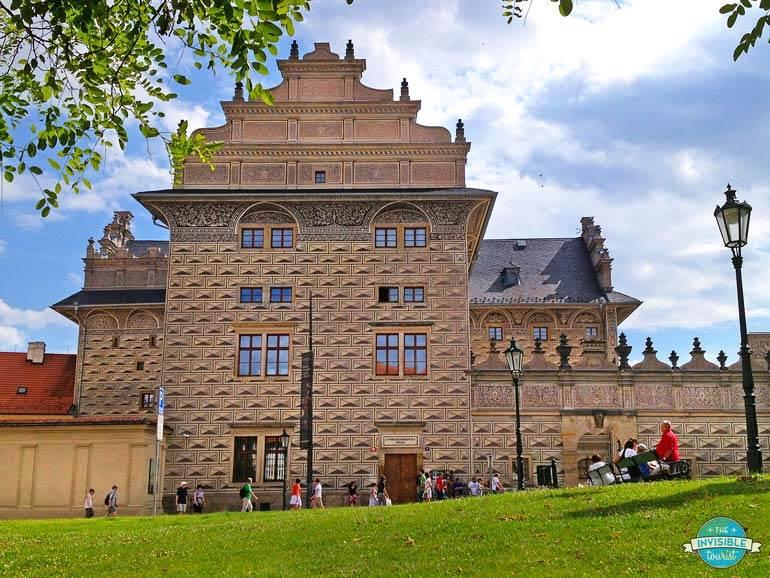 Stunning Schwarzenberg Palace