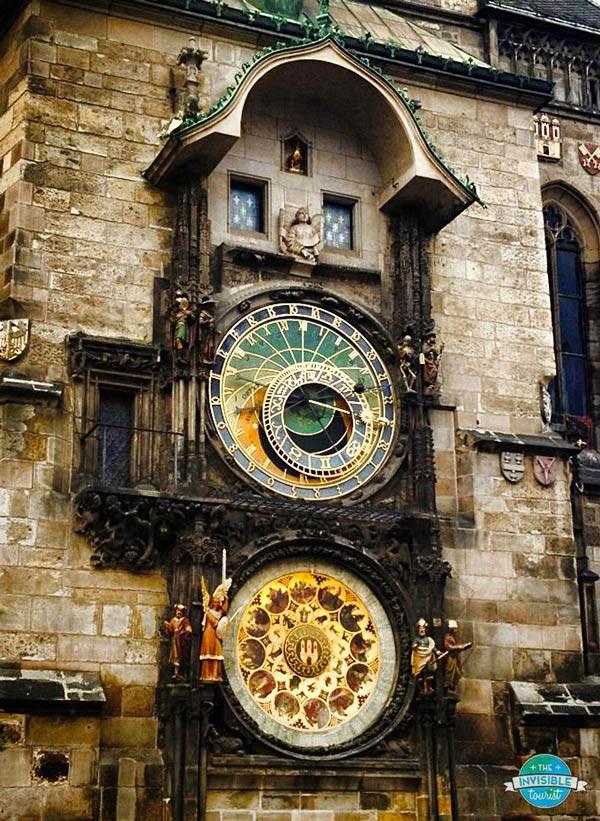 The incredible Astronomical Clock