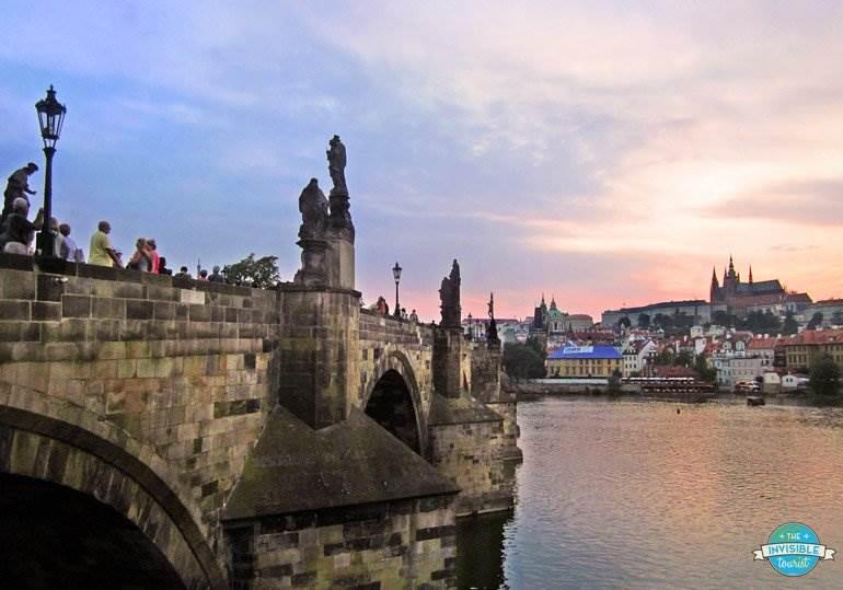 Charles Bridge & Prague Castle, Prague