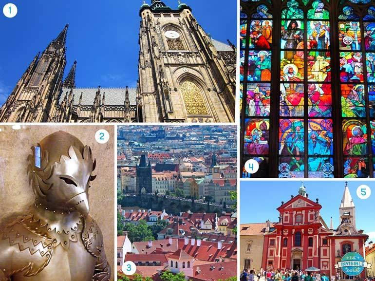Prague Castle Highlights