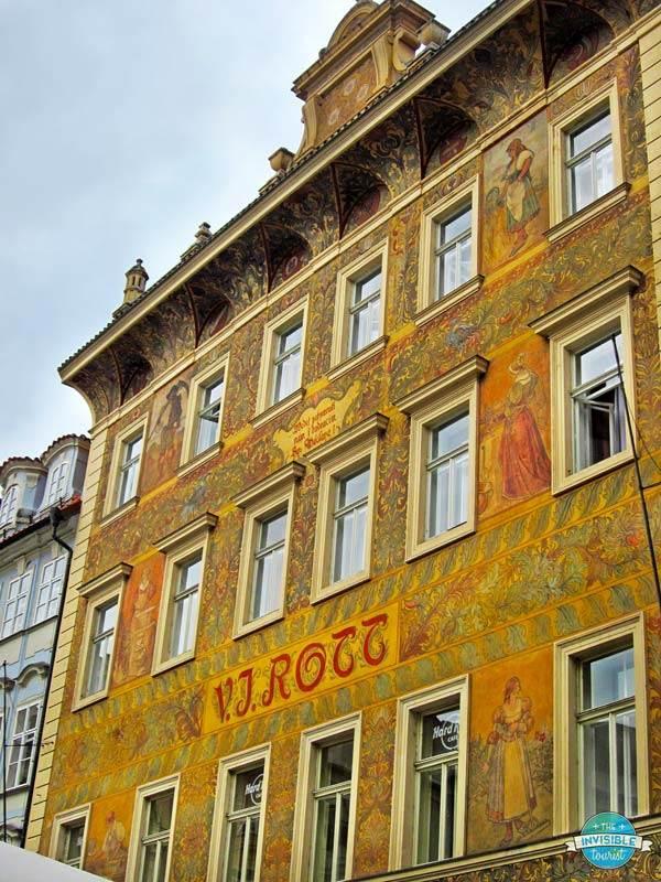 Hotel Rott, Prague