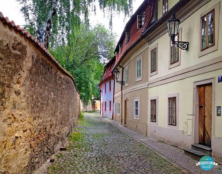 Cobbled alleyways of Novy Svet