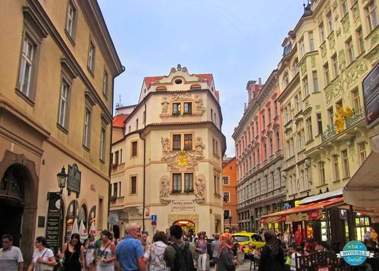 Backstreets of Prague
