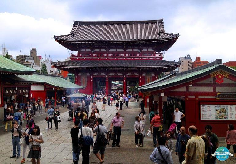 Overtourism in Japan: Is Japan a Victim of its Own Success? •The Invisible Tourist
