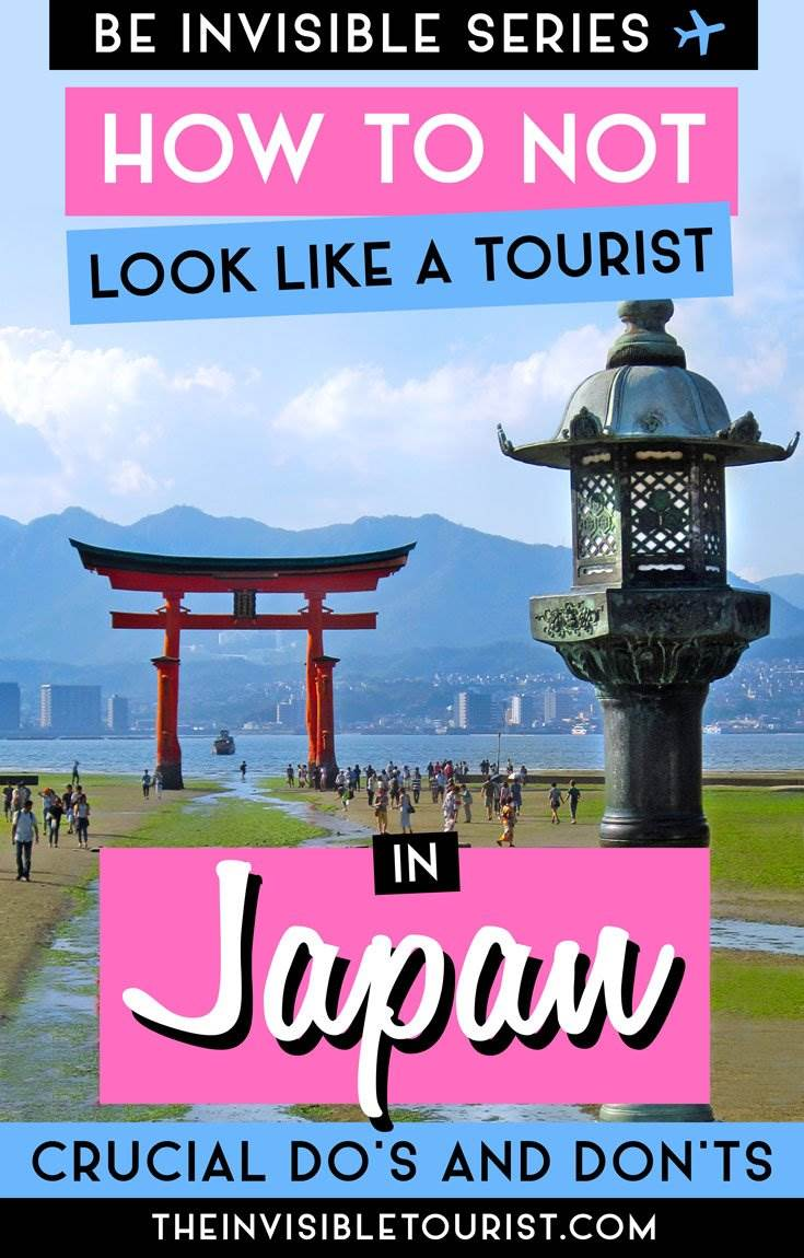 30 Crucial Do's and Don'ts in Japan to Know Before You Go