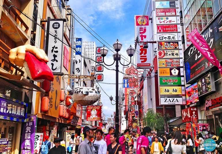 Dontonbori, Osaka
