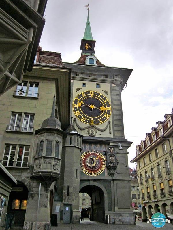 Zytglogge, Bern