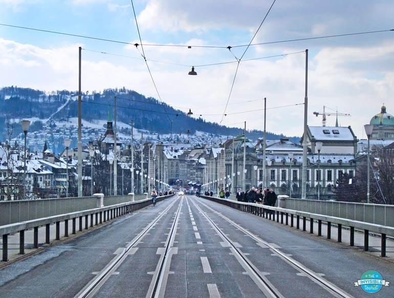 Kornhausbruke, Bern