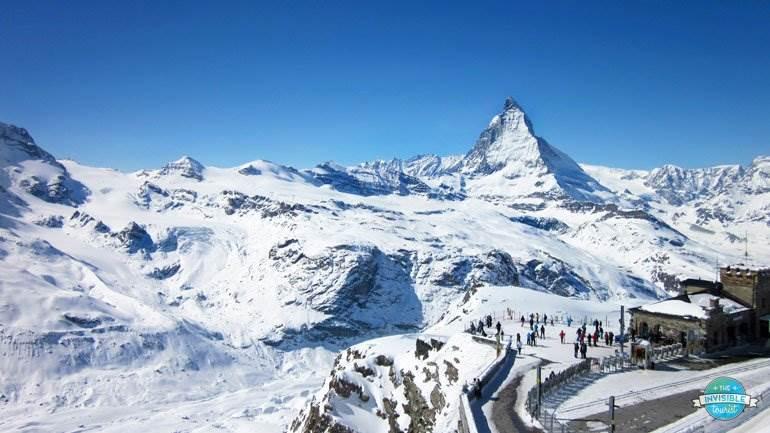 Matterhorn from the Gornergrat lookout