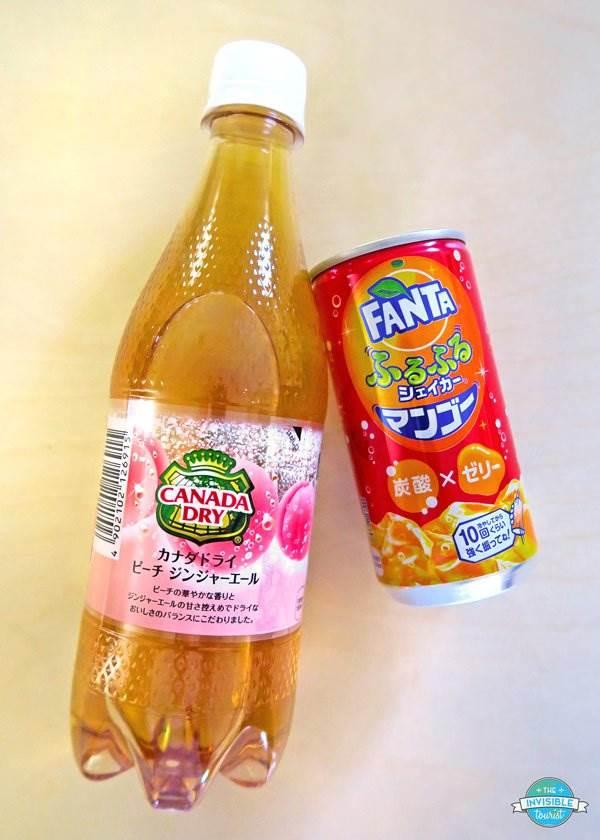 # boissons du Japon