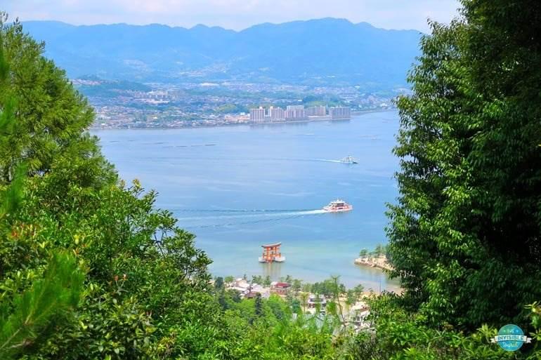 Hiroshima to Miyajima: Satomichaya Observatory